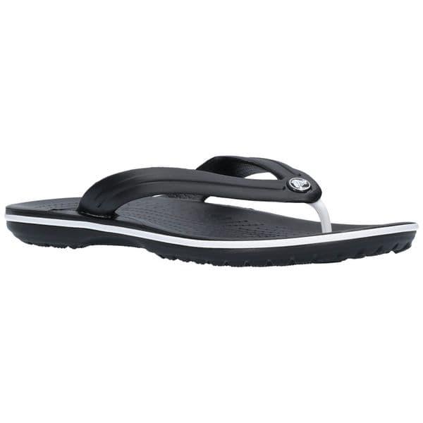 Crocs Crocband Flip Unisex Beach Black